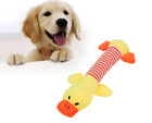 Dog Toys Pet Puppy Chew Toys Anti Bite Squeaker Squeaky Plush Sound  Chewing