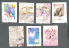 """Australia-2008 """"For Every Occasion"""" set of 7 self-adhesives scarce fine used cto"""