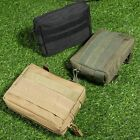 1Pc Utility Tactical Molle 600D Waterproof Waist Pack Phone Pouch Bag Camping
