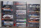 Playstation 3 PS3 GAMES Pick and Choose Original Sony Case and Artwork + Game