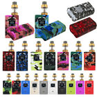 Camouflage GEL Protective Case Sleeve Cover Skin for SMOK Procolor 225W Kit Mod