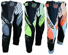 Heyberry MX-Cross Quad Motocross Hose schwarz weiß grau grün orange M - XXL