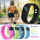 TW64 Bluetooth Smart Bracelet Sport Watch Pedometer Step Calorie Counter Tracker
