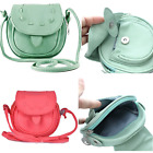 Cute Girls Baguette Satchel Shoulder Messenger Cross Evening Small Handbag Bag