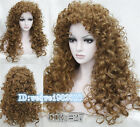 s curl for ladies - Long Curly wig Tight Curls Lioness Cher Wig Women's Hairpiece Wigs for Women