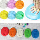 Air Drying Soft Clay Baby Handprint Footprint Casting fingerprint ink US