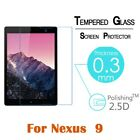 For Google X7 9 Pixel C 9H Hardness Tablet Tempered Glass Screen Protector Film