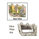 Inner Door Handle For 2005-2011 Jeep Beige Chrome Bolt Front Right BJ0002-NS