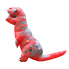 WOW ADULT T-REX INFLATABLE Costume Jurassic World Park Blowup Dinosaur Xmas ^PTY