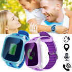 Waterproof Kids Children GPS Tracker SOS Phone Call Smart Watch For iOS Android