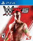 WWE 2K15 PlayStation 4 PS4 Games Sport Wrestling Boxing New Video Games