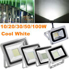 10W 20W 30W 50W 100W LED Spot Cool White Lamp Garden Flood Light Floodlights