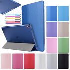 Smart Folding Stand Leather Case Protective Cover For Ipad 2 3 4/air 2/ Pro 9.7""