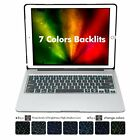 Aluminum Bluetooth Keyboard F07 Protective Case Cover For iPad Pro 12.9 Slim