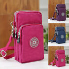 Ladies Women Handbag Purse Strap Wallet Pouch Cell Phone Cross Body Shoulder Bag