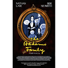 The Addams Family 12.5x 20 inches Poster