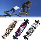 "41"" Longboard Skateboard Cruiser Through downhill Complete Free Shipping"