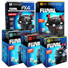 FLUVAL 106 206 306 406 FX4 FX6 EXTERNAL CANNISTER FILTER INC. MEDIA FISH TANK