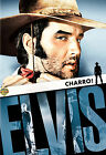 CHARRO ! Elvis Presley Western Cowboy Movie Action DVD NEW