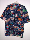NWT CASINO GAMBLING SHIRT NAVY COLOR CHOICE OF S M L XL or 2X