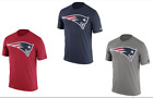 New England Patriots Mens Nike Essential Logo DRI-FIT T-Shirt - XXL on eBay