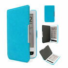 Hard Leather Protector Pouch Skin Case Cover For PocketBook 624/626 Touch 2 TR