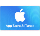 App Store & iTunes Gift Cards $30 $50 or $100 - Email Delivery