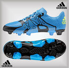 Adidas X 15.3 FG/AG Junior Boys Girl Football Boots Size 10 11 12 13 1 2 3 4 5 6