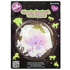 14 Unicorn Glow In The Dark Room Ceiling Wall Art Sticker Girls Stocking Filler