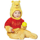 Baby Disney Winnie the Pooh Costume Licensed Fancy Dress 3-24 Months Amscan