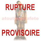 "FIGURINE GÉANTE CARTON Chewbacca ""© STAR WARS"" 195cm"
