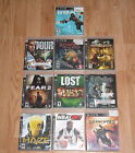 Lot of 10 Play Station 3 games (( Very good conditon !! ))