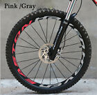 Mountain Bike Bicycle Wheel set rim Stickers for MTB HAVEN EASTON Racing Decals
