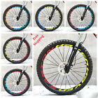 Mountain Bike Bicycle Wheel set rim Stickers for MTB HAVEN EASTON Race Decals