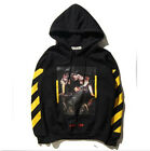 C/O Virgil Abloh Pyrex Vision Off White Coat Religion Long Sleeve Hoodie new
