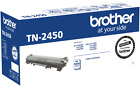 NEW Brother TN-2450 Black Toner