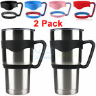2 PCS Handle For 30 Oz Yeti Rambler Tumblers Rtic Cup Travel Drinkware Holder
