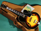 1953 GIBSON L-7C Archtop Hollow Electric MOD Excellent++ W/OHSC FREE SHIPPING!