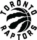 Toronto Raptors NBA Team Logo Decal Stickers Basketball on eBay