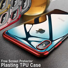 Kyпить Luxury Ultra Slim Shockproof Bumper Case Cover for Apple iPhone X 8 7 6S Plus на еВаy.соm