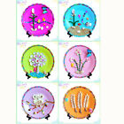 Creative DIY Shell Picture Handmade Drawing Tools Set Kids Toys School Supplies
