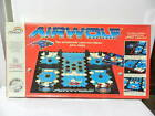 VINTAGE AIRWOLF BOARD GAME AMAZING COVER ILLUSTRATION SHOWS NONUSE 1980'S