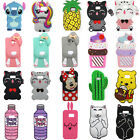 Cute 3D Disney Cartoon Soft Silicone Back Case Cover For Samsung Note 8 S8 Plus