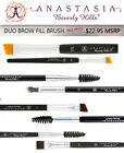 all sale cosmetics - Anastasia Beverly Hills Duo Angled Flat Brushes All Types NEW Sale Price