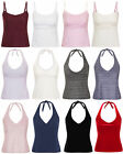 Lepel Womens Built-In Bra Vest Top - ALL SIZES AND COLOURS