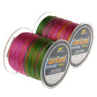 300m 0.6-8# 13-70Lb PE Multifilament Braided Fishing Line 4 strands fisline wire