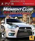Midnight Club: Los Angeles -- Complete Edition (Greatest Hits) (Sony PlayStatio…