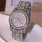Luxury Women Watches Fashion Woman Rhinestone Watch Austria Crystal Ceramic Lady