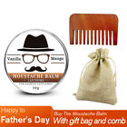 Hot Sale Fashion Men Beard Hair Wax Balm Moisturizer Mustache Conditioner MK9P