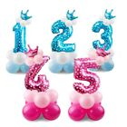 "1st 18 21 30 40 50th Number Birthday 32"" Foil Balloon Helium Party Wedding Decor"